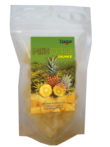 Pine Apple Chunks