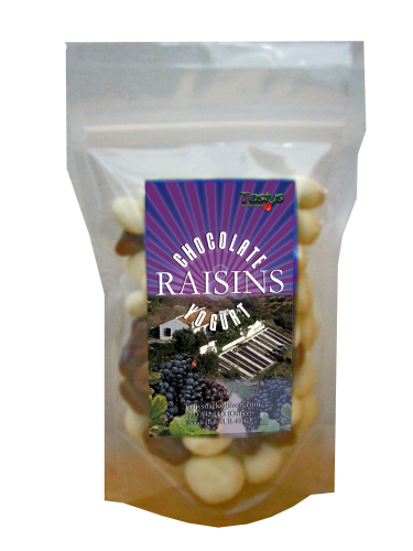 Yogurt Raisins & Chocolate Raisins