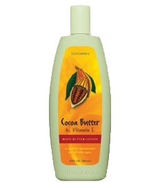 Cocoa Butter & Vitamin E
