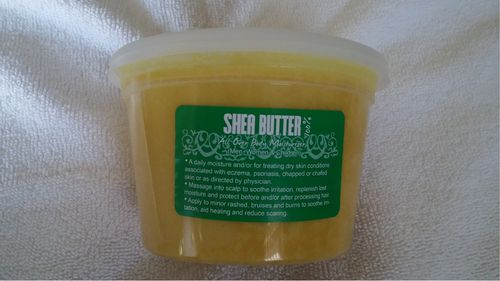 Raw Sheabutter