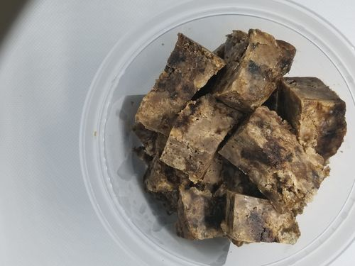 African Black Soap Pieces